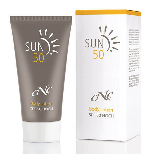CNC SUN Body Lotion SPF 50