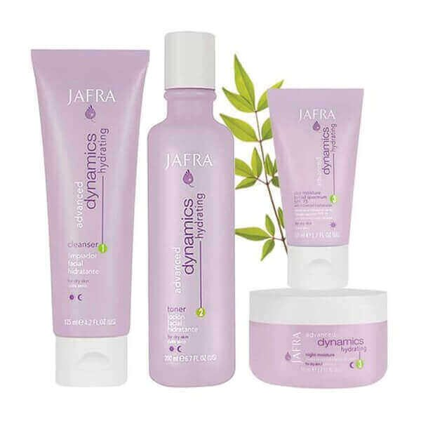 Jafra Advanced Dynamics Hydrating Basic Set