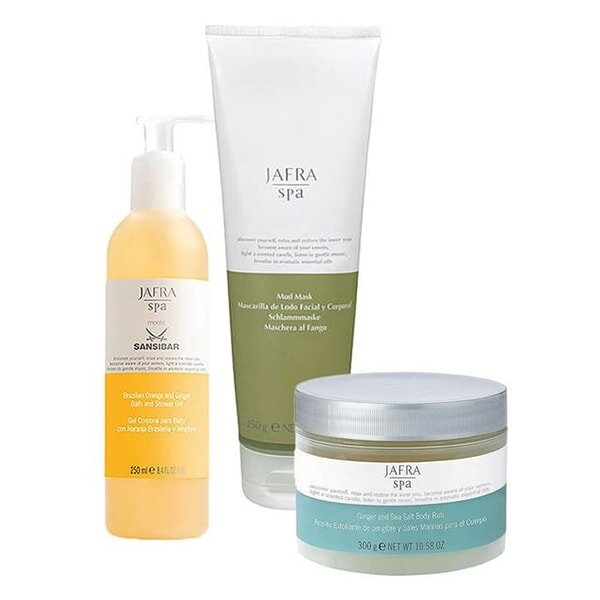 Jafra SPA Basic Set
