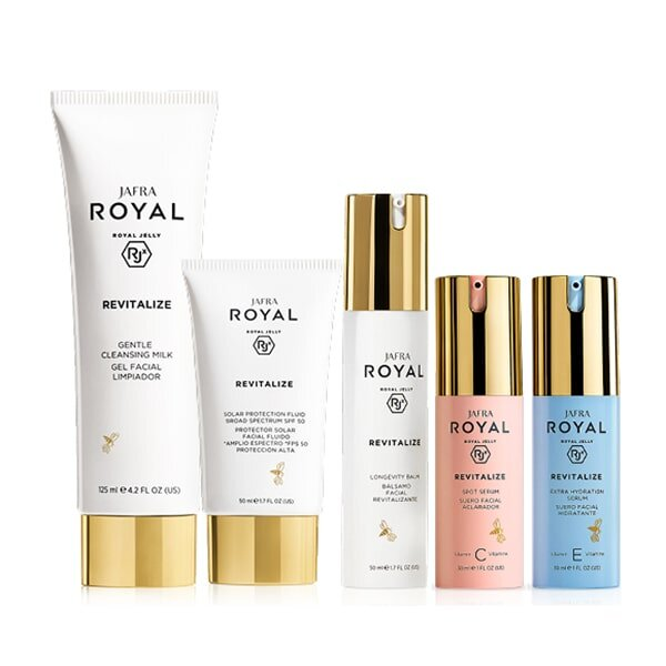 Jafra Royal Jelly RJx Revitalize Basic Set