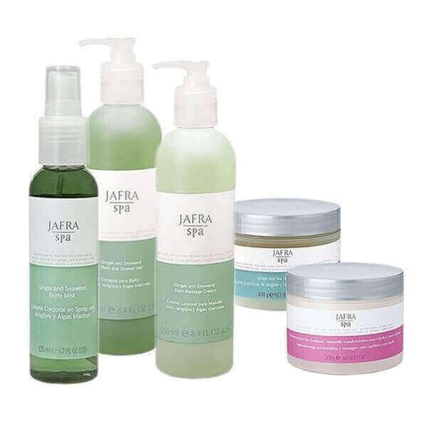 Jafra SPA Deluxe Set