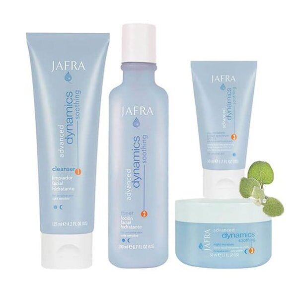 Jafra Advanced Dynamics Soothing Basic Set