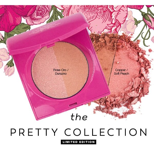 Jafra Puder Rouge Duo The Pretty Collection