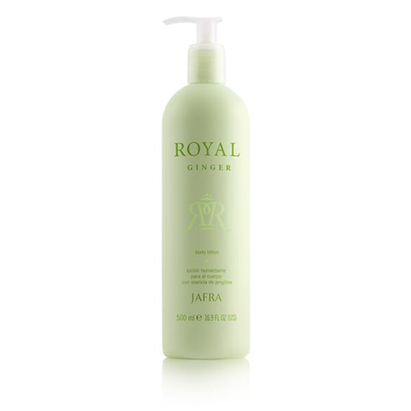 Jafra Royal Ginger Körperlotion