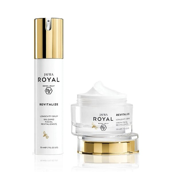 Jafra Royal Jelly RJx Revitalize Mini Set