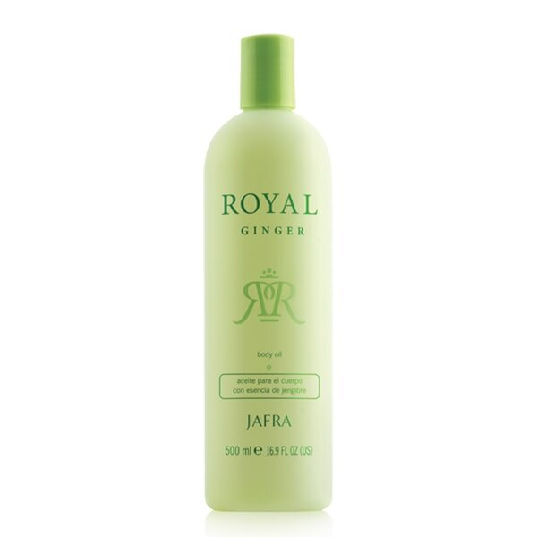 Jafra Royal Ginger Körperöl