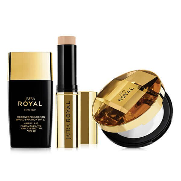 Jafra Make-Up Basic Set