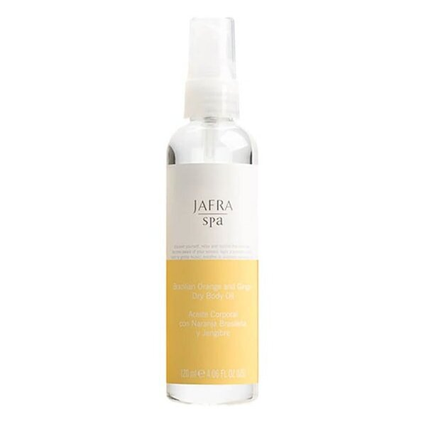 Jafra SPA Orange und Ingwer Trockenölspray