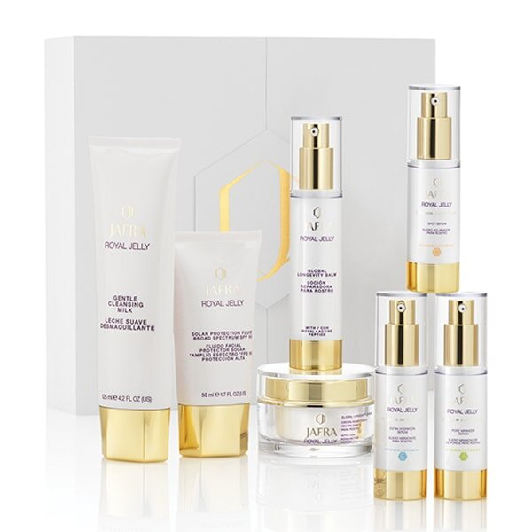 Jafra Royal Jelly Ritual Set