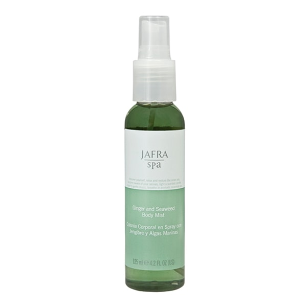 SUMMER-HIGHTLIGHT: Jafra SPA Ingwer & Algen Körperspray